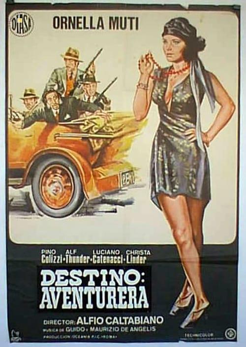 Película Destino, aventurera Con Subtítulos En Línea