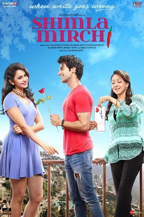 Shimla Mirchi (2020) Poster