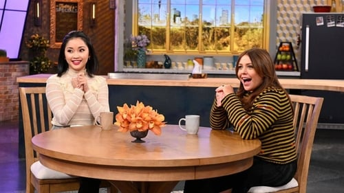 Rachael Ray - Season 13 - Episode 93: Valentine's Day is tomorrow and we're getting one inspiring mom ready