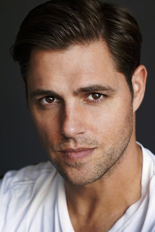 Kép: Sam Page színész profilképe