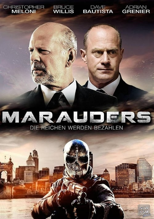 Download Marauders (2016) Movie Free Online