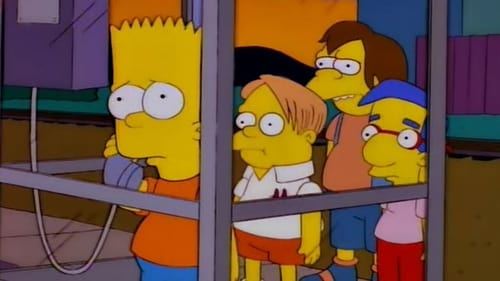 The Simpsons - Season 7 - Episode 20: Bart on the Road