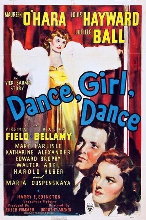 Película Baila, muchacha, baila Doblado Completo