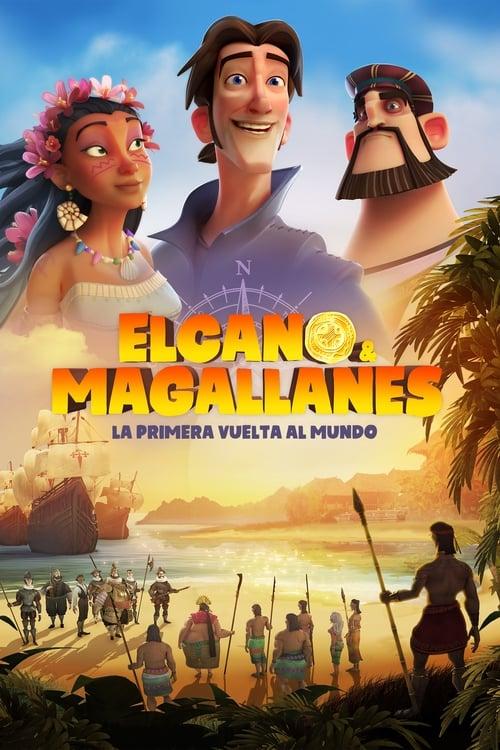 Imagen Elcano y Magallanes: La primera vuelta al mundo