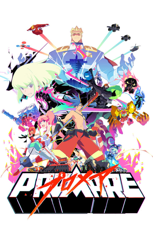 Streaming Promare (2019) Best Quality Movie