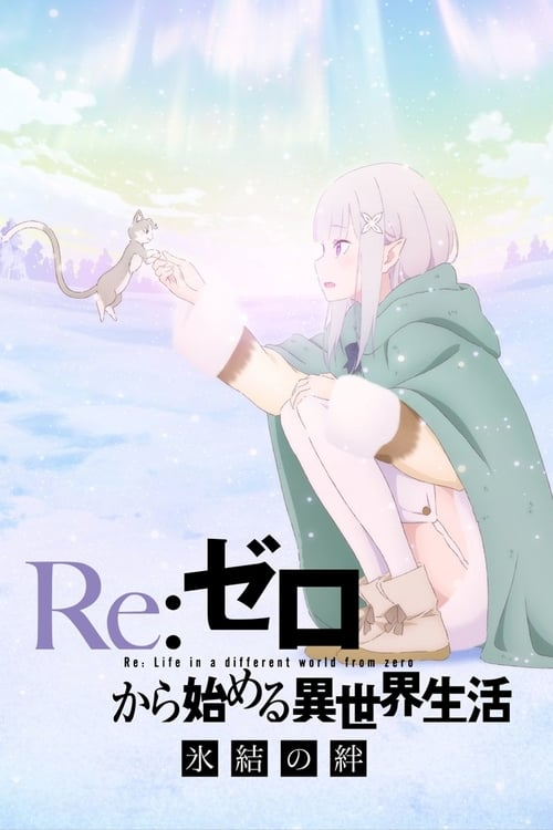 Re:ZERO -Starting Life in Another World-: Frozen Bonds poster