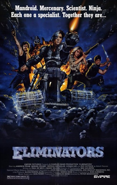 Download Eliminators (1986) Movie Free Online