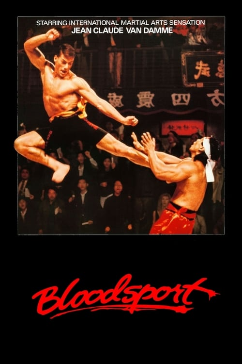 Largescale poster for Bloodsport
