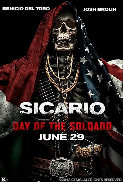 Download Sicario: Day of the Soldado HDQ