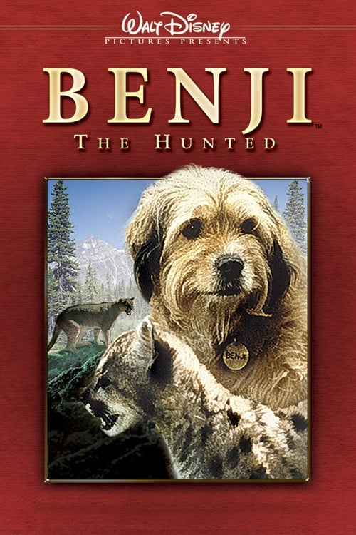 Largescale poster for Benji the Hunted