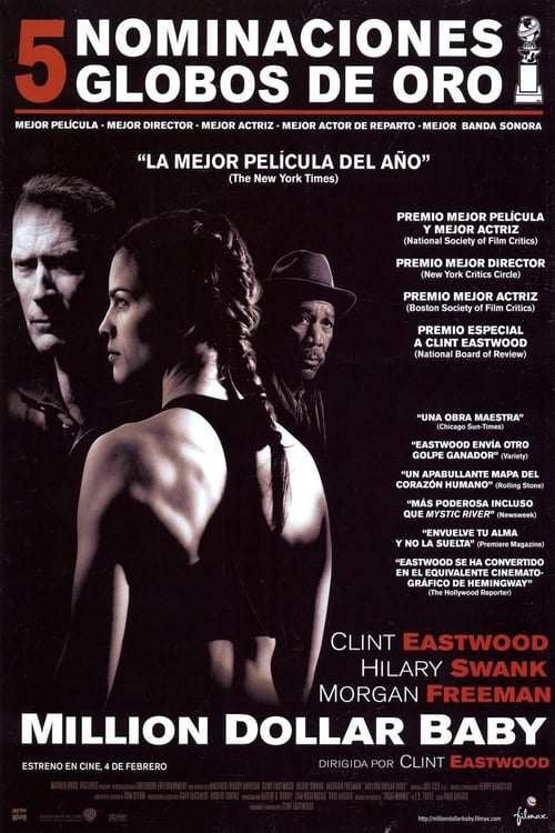Million Dollar Baby pelicula completa