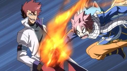 Fairy Tail: Season 2 – Episode Super Aerial Battle! Natsu vs. Cobra