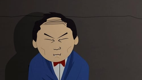 South Park - Season 15 - Episode 6: City Sushi