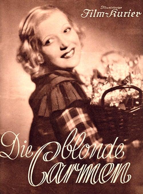 Die blonde Carmen (1935)