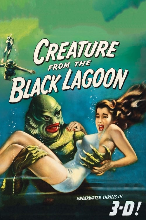 Download Creature from the Black Lagoon (1954) Best Quality Movie