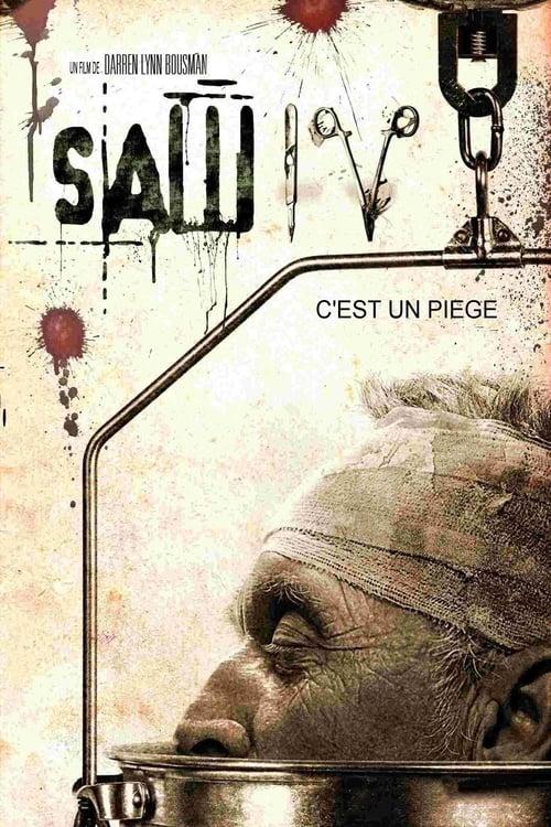 Regarder Saw 4 (2007) Streaming HD FR