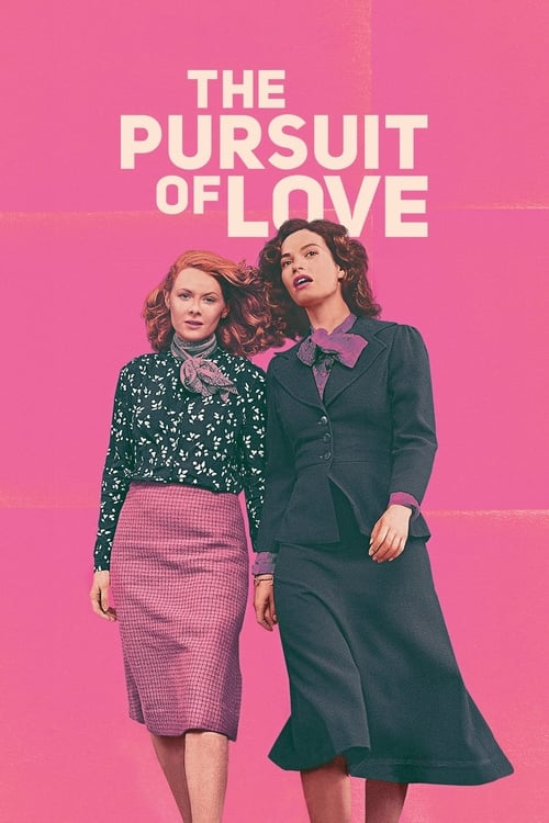 The Pursuit of Love - Poster