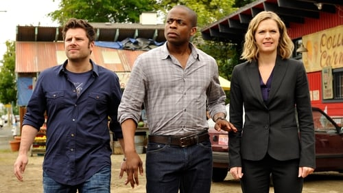 Psych 2013 Blueray: Season 7 – Episode No Country for Two Old Men