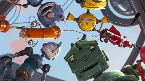 Robôs Dublado