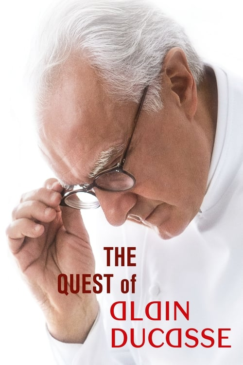 Largescale poster for The Quest of Alain Ducasse