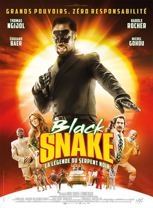 Regardez ۩۩ Black Snake – La Légende du serpent noir Film en Streaming VOSTFR