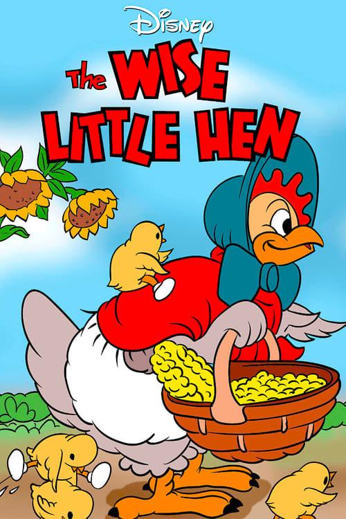 Mira El Pato Donald: La gallinita sabia Completamente Gratis