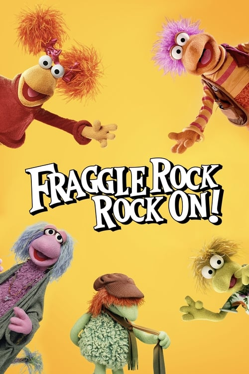 Die Fraggles: Rock On! - Poster