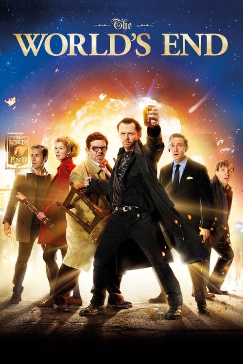 Streaming The World's End (2013) Movie Free Online
