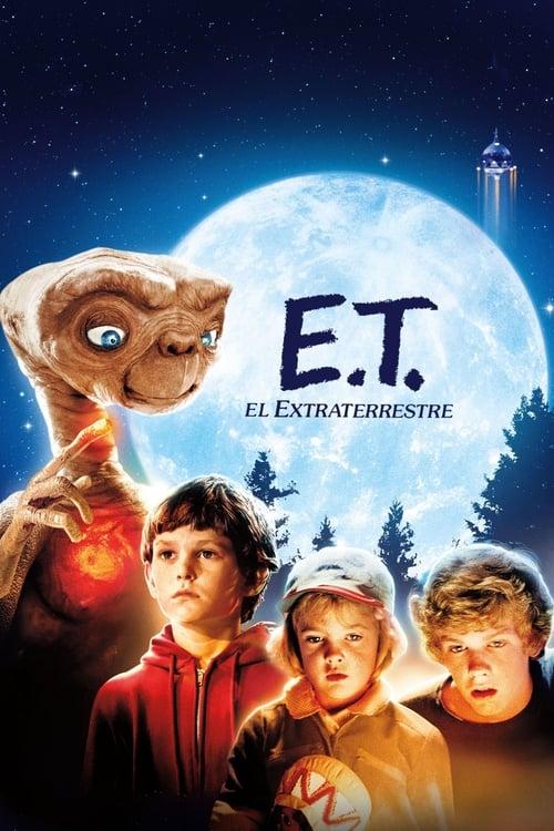 Imagen E.T. El Extraterrestre