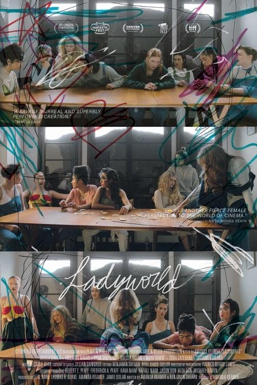 Ladyworld Poster