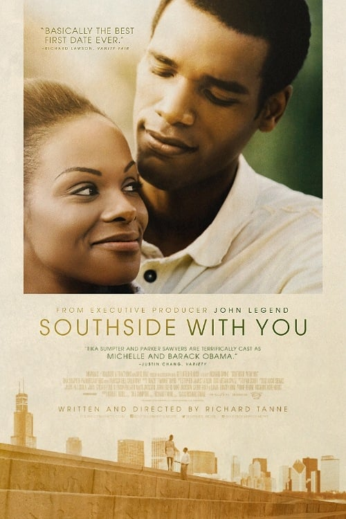Southside With You - Poster