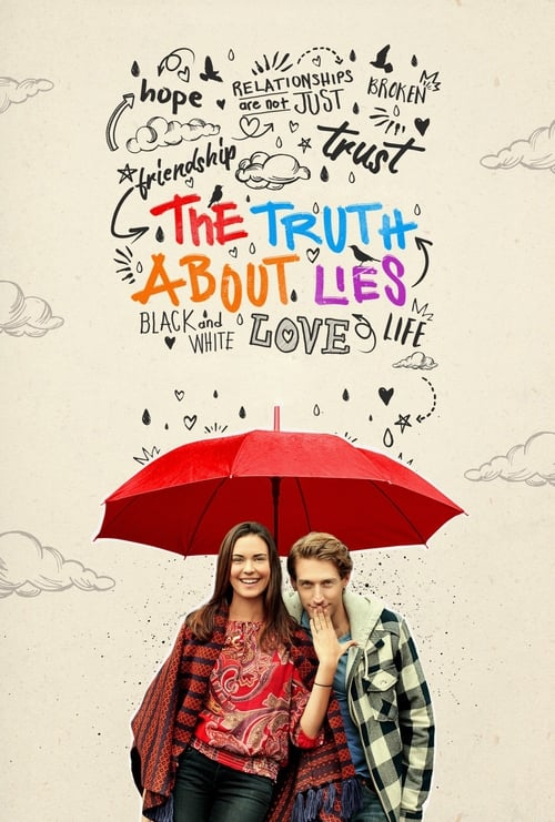 The Truth About Lies (2017) Poster