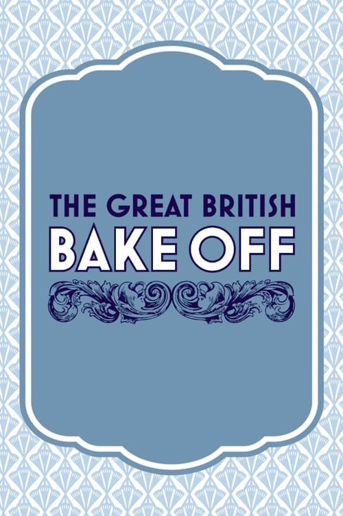 Banner of The Great British Bake Off
