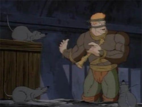 Teenage Mutant Ninja Turtles: Season 3 – Episode Enter: The Rat King