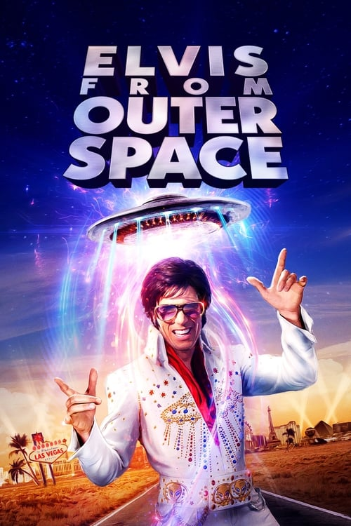 Image Elvis from Outer Space