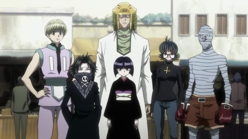 Hunter x Hunter: Season 2 – Episode A x Lawless x Home