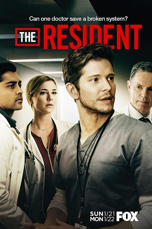 Watch The Resident (2018) in English Online Free