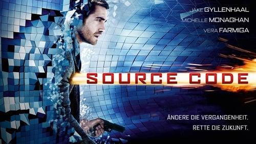 Source Code - Make Every Second Count - Azwaad Movie Database