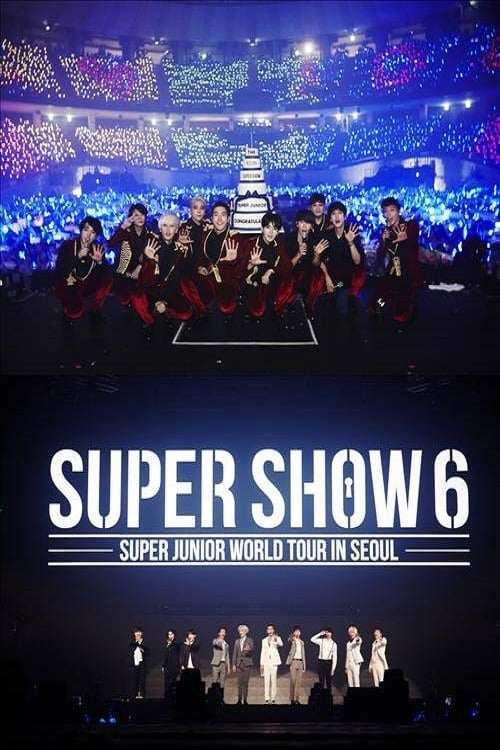 Assistir Filme Super Junior World Tour - Super Show 6 Dublado Em Português