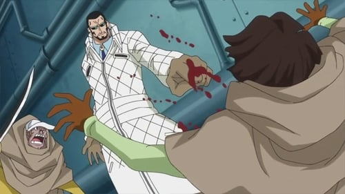 One Piece: Dress Rosa Arc – Episod Dragon Claw Strikes! Lucy's Intimidating Attack!