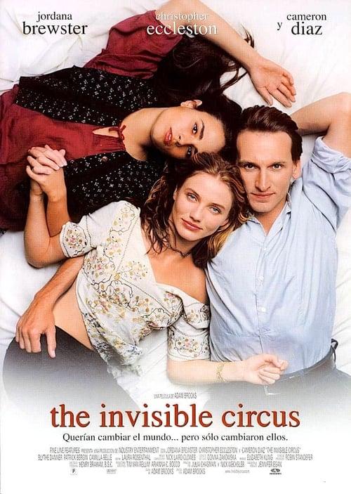 Mira The Invisible Circus Con Subtítulos En Línea