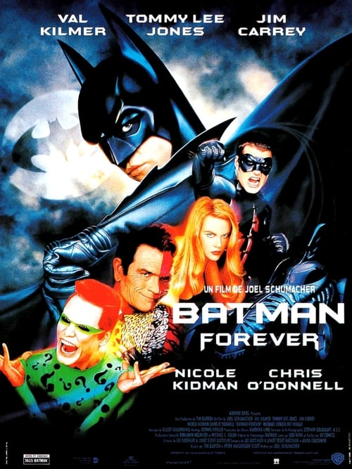 ★ Batman Forever (1995) streaming Disney+ HD
