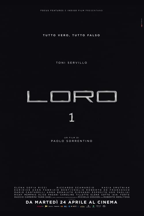 Voir ஜ Loro 1 Film en Streaming Entier