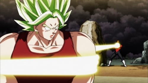 Dragon Ball Super: Season 1 – Episod Rampage! A Crazed Warrior's Savagery Awakens!!