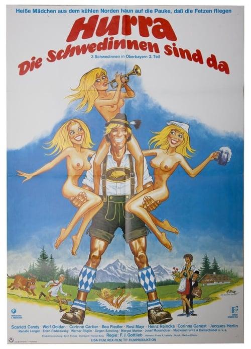 Mira La Película Hurra, die Schwedinnen sind da Gratis En Línea