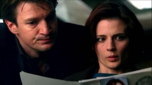 castle - Season 1 - Episode 5: A Chill Goes Through Her Veins