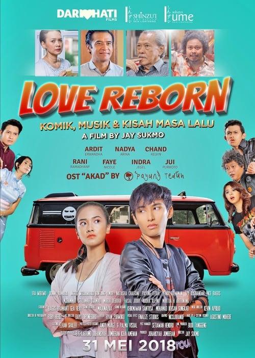 Mira La Película Love Reborn: Komik, Musik & Kisah Masa Lalu Completamente Gratis