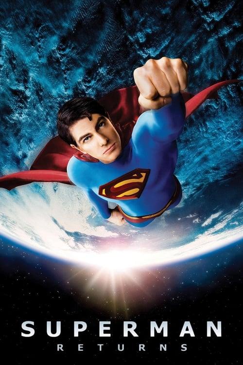 Superman Returns Affiche de film