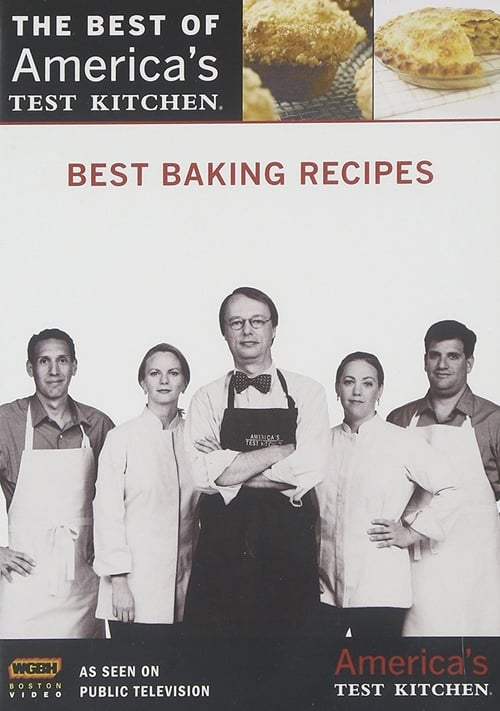 America's Test Kitchen:  Best Baking Recipes (2008)