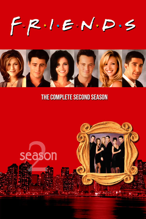 watch friends season 2